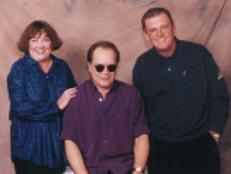 Kathy, Mitch, and Larry